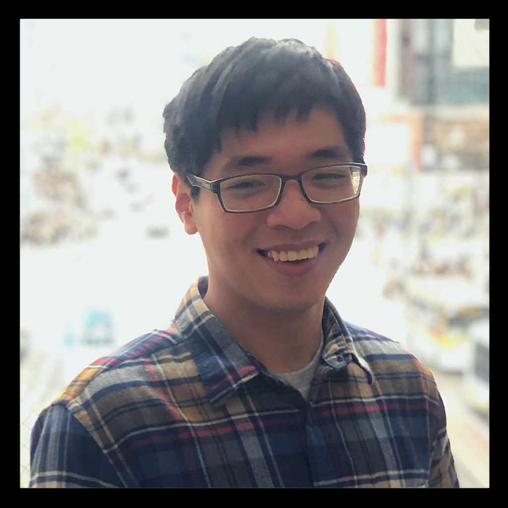Duong Trung Tin - Vice President of TEDxTIU
